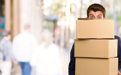 The Process of Using Temporary Storage When Moving